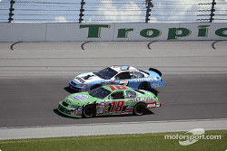 Bobby Labonte and Jimmy Spencer
