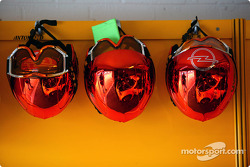 OPC Euroteam pit crew equipment