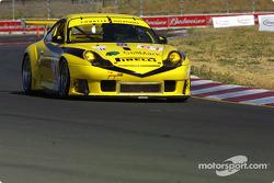 #61 P.K. Sport Porsche 911 GT3 RS: Vic Rice, Keith Alexander
