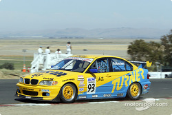 Bill Auberlen leads flag-to-flag in the Touring car race