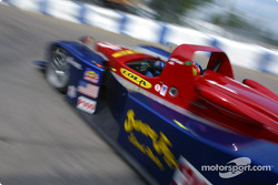 #30 Intersport Racing Riley & Scott MK III C: Clint Field