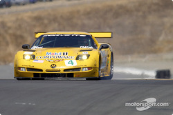 #4 Corvette Racing Chevrolet Corvette C5-R: Oliver Gavin, Kelly Collins