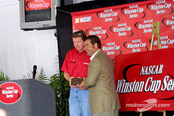 Former Brickyard winner Bill Elliott