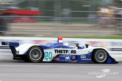 #20 Dyson Racing Team Lola EX257/AER MG: Chris Dyson, Andy Wallace