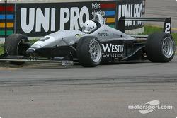 Eric Jensen spins