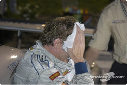 Terry Borcheller in Victory Circle