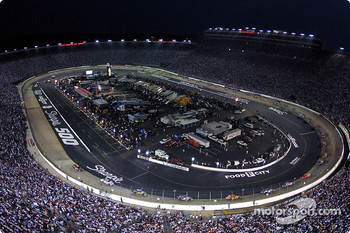 Full house at Bristol Motor Speedway