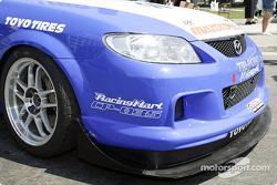Jeff Altenburg's Mazda Protege