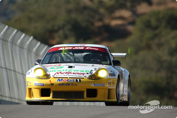 #23 Alex Job Racing Porsche 911 GT3RS: Sascha Maassen, Lucas Luhr