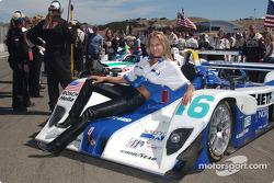 Dyson Racing Team babe