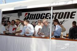 Bridgestone hospitality