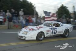 #75 Corvette