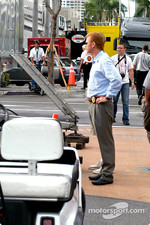 David Caruso of CBS crime-solving drama CSI: Miami