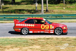 #09 Automatic Racing BMW M3: David Russell, Jep Thornton