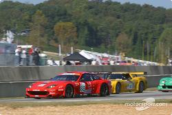 Start: #88 Prodrive Ferrari 550 Maranello: Tomas Enge, Peter Kox, Alain Menu