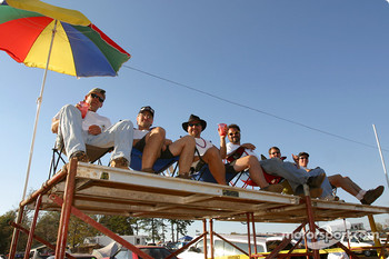 Fans at Road Atlanta