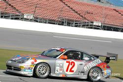 #72 Jack Lewis Enterprises Porsche GT3: Jack Lewis