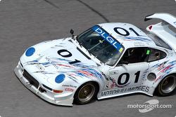 #01 DLGL / Xemis Racing Porsche 911: Jacques Guénette Sr., Hugo Guénette