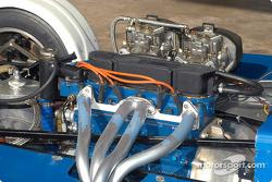 Historic cars paddock