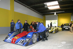 #18 Intersport Racing Field Lola EX257/AER