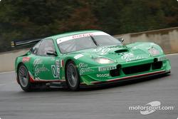 #0 Team Olive Garden Ferrari 550 Maranello: Emanuele Naspetti, Domenico Schiattarella, Joel Camathias
