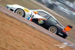 #48 Olivier Baron Porsche GT3-RS: André-Alain Corbel, Denis Cohignac, Bruno Houzelot