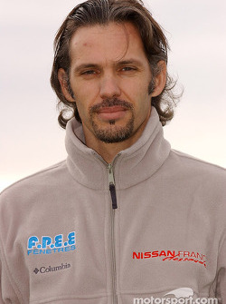 Nissan Dessoude team presentation: Paul Belmondo