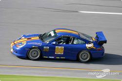#86 G&W Motorsports Porsche GT3 Cup: Mae Van Wijk, Armando Trentini, Andres Van Der Dys