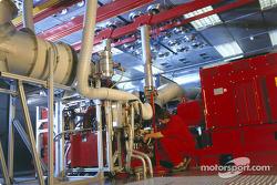 Engine Testbench (on dyno)