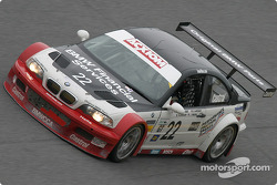 #22 Prototype Technology Group BMW M3: Niclas Jonsson, Justin Marks, Joey Hand, Boris Said, Bill Auberlen