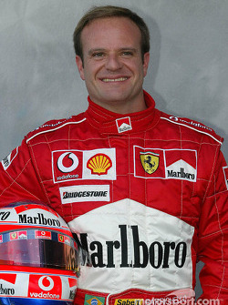 Photoshoot: Rubens Barrichello