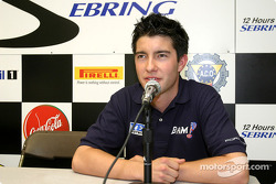 Press conference: Mike Rockenfeller