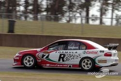 Tony Longhurst returns to the championship