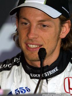 Press conference: Jenson Button