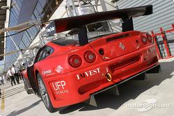 Barron Connor Racing Ferrari 575 Maranello