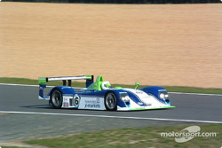 #6 Rollcentre Racing Dallara Judd: Martin Short, Rob Barff, Joao Barbosa