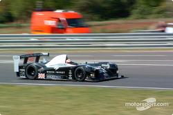 #20 Lister Racing Lister Storm: John Nielsen, Casper Elgaard