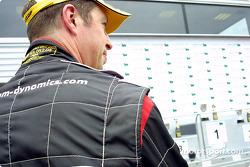 Matt Neal eyes the top step of the podium