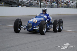 Vintage racers: 1948 Pat Clancy Special Six-Wheeler #19