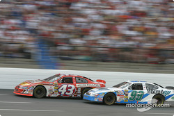 Jeff Green and Jeff Burton