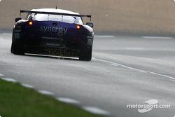 #89 Synergy Motorsport TVR 400R: Bob Berridge, Chris Stockton, Michael Caine