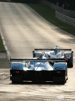#37 Paul Belmondo Racing Courage AER: Paul Belmondo, Claude-Yves Gosselin, Marco Saviozzi