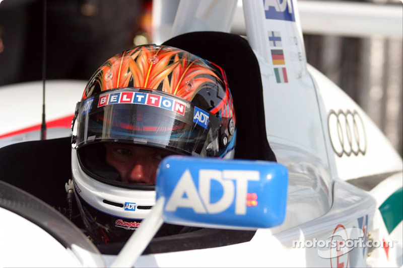 JJ Lehto, focused on qualifying