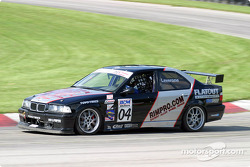 Nick Leverone (#04 BMW 328i)