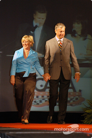 Bob and Pam Jenkins