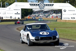 Bob Tkacik drives a 1968 Toyota 2000GT