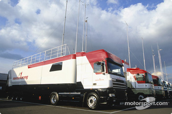 BAR-Honda transporters