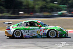 #67 The Racer's Group Porsche 911 GT3 RSR: Pierre Ehret, Jim Matthews