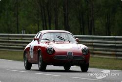 Spagg, Scotti-Alfa Romeo Giuletta SZ