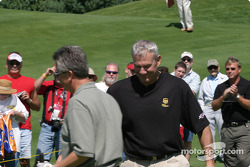 Brickyard 400 driver golf outing: Dale Jarrett